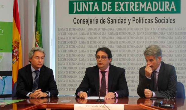 Los extremeños, pioneros en España en acceso online al historial clínico