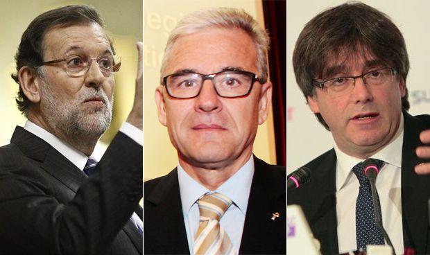 Los farmacéuticos catalanes se ofrecen para mediar entre Rajoy y Puigdemont