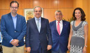Los farmacéuticos impulsan su actividad en cooperación internacional