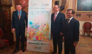 Los farmacéuticos presentan en Burgos su 21 Congreso Nacional