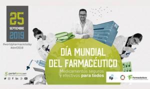 Los farmacéuticos, promotores de la seguridad y la eficacia de los fármacos