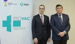 Los farmacéuticos sevillanos y MSD crean Provac para formar en vacunas