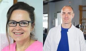 Los fisioterapeutas organizan una cita sobre salud de la mujer en pandemia