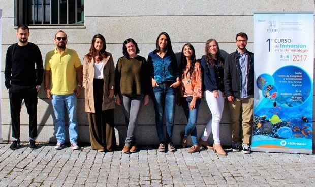 """Los hematólogos jóvenes, sobre la especialidad: """"3 años se quedan cortos"""""""