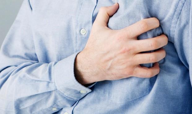 Los hombres son más propensos a sufrir síntomas inusuales en un infarto