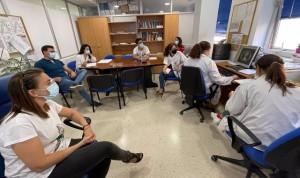 Los hospitales jiennenses crean un comité para seguir tumores torácicos