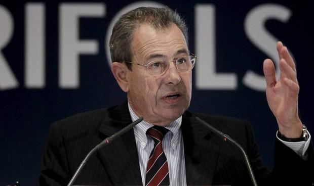 Los ingresos de Grifols caen en Europa tras su mudanza fiscal a Irlanda