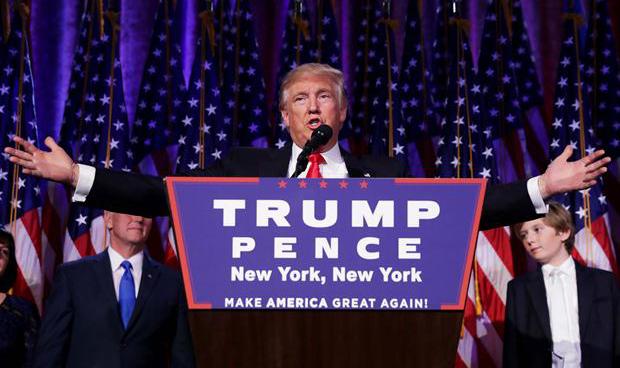 Los laboratorios apostaron por Clinton pero Trump dispara sus acciones