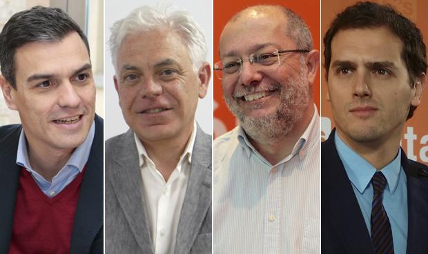 Los líderes sanitarios se llevan a los candidatos a sus feudos