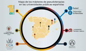 Los másteres en pseudoterapias resisten en la universidad pública española
