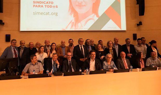 Los médicos catalanes constitucionalistas quieren reunirse con Vergés