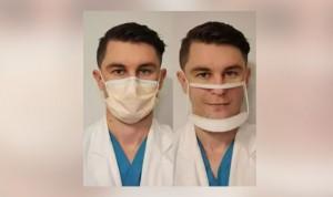 """Los médicos con mascarillas transparentes generan """"más empatía y confianza"""""""