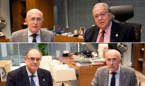 Los médicos de Cáceres firman nuevos convenios con AMA y su fundación