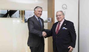 Los médicos de Ciudad Real firman su póliza colectiva de vida con AMA