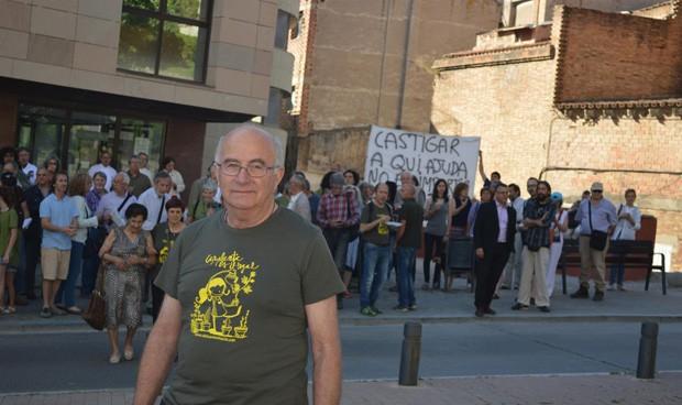 Los médicos de Lleida llevan a la Fiscalía un nuevo congreso de Pàmies