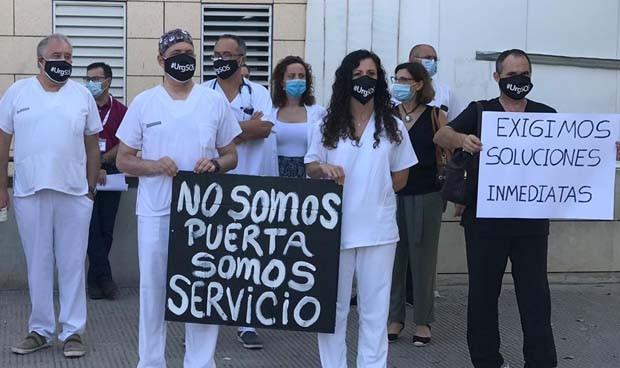 Los médicos de Urgencias de La Ribera no pueden más