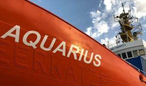 Los médicos del Aquarius se enfrentan a 15 quemados graves y embarazadas
