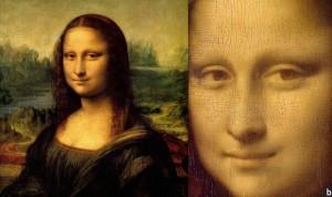Los médicos descubren que la Mona Lisa ríe porque había mentido