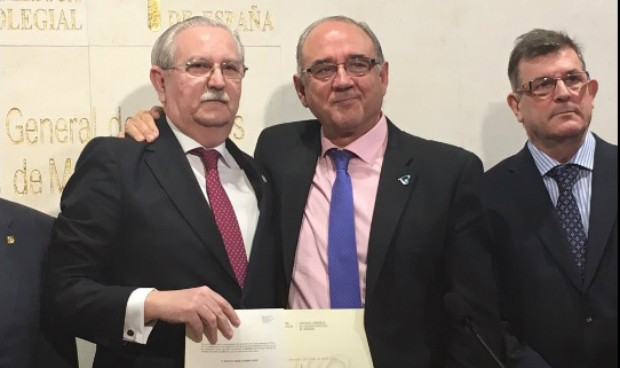 Los médicos españoles ya tienen su nueva junta directiva