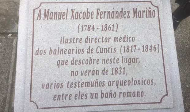 Los médicos gallegos homenajean a su vecino sanitario más ilustre