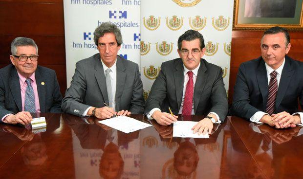 Los médicos jubilados de Madrid recibirán sanidad gratis en HM Hospitales