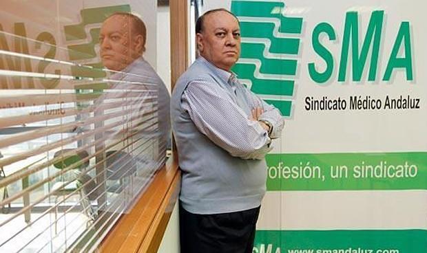 Los médicos no apoyan el acuerdo con Salud por la fusión en Granada