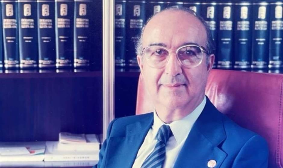 Los médicos se despiden de José Fornes Ruiz, expresidente del Cgcom