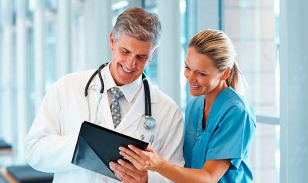 Los médicos también celebran el #DíadelaEnfermería