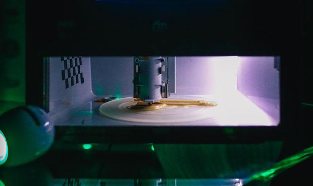 Los men�s hospitalarios con alimentos 3D ser�n una realidad antes de 2020