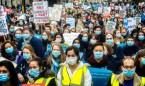 Los MIR británicos votan su propio 'Bréxit' contra el resto de médicos