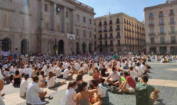 Los MIR catalanes regresan a la huelga del 19 al 23 de octubre