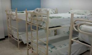 """Los MIR critican las condiciones """"indignas"""" en las que deben descansar"""