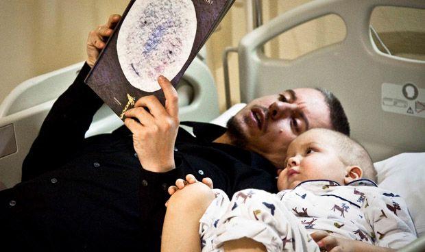 Los niños con cáncer en UCI ya pueden estar las 24 horas con sus padres