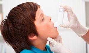 Los niños con diabetes tipo 1 y asma necesitan mayores dosis de insulina