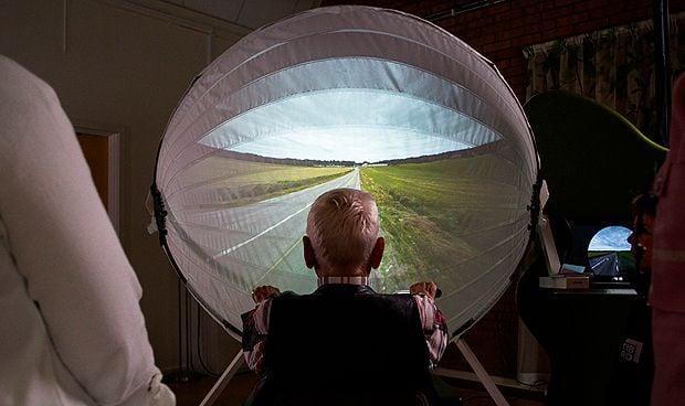 Los pacientes con alzhéimer recuerdan emociones con Google Street View