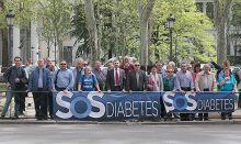 Los pacientes con diabetes apuntan a la cúpula de PSOE y C's