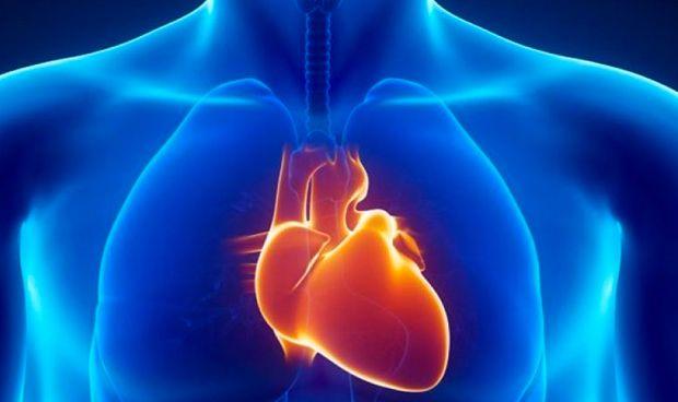 Los pacientes con lesión de médula espinal tienen más problemas del corazón