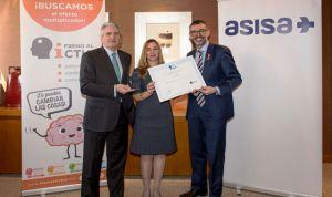 Los pacientes premian el compromiso de Asisa con la prevención del ictus