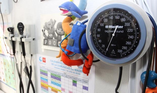 Los pediatras madrileños apoyan los nuevos horarios de las consultas de AP