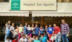 Los pediatras reciben visitas escolares para desdramatizar la enfermedad