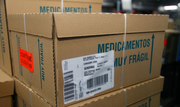 Los pedidos de la industria farmacéutica cayeron un 2,7% en agosto