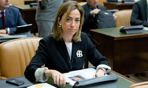 Los políticos sanitarios, de luto tras la muerte de Carme Chacón