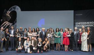 Récord histórico de candidaturas en los V Premios Enfermería en Desarrollo