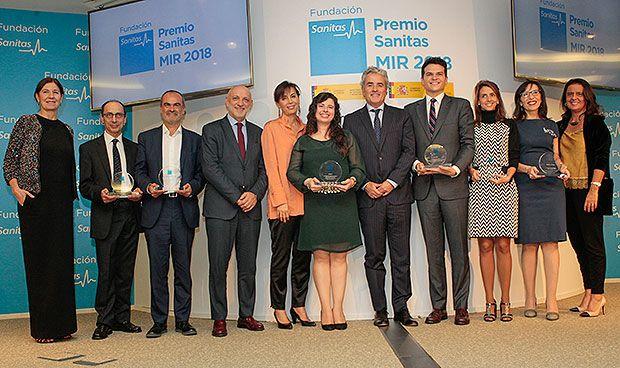 """Los premios MIR de Sanitas reconocen """"lo mejor de la profesión médica"""""""