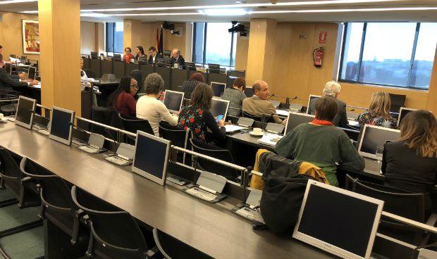 """Los """"presos políticos"""" se cuelan en la Comisión de Sanidad"""