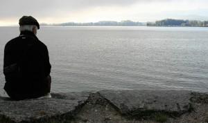 Los problemas depresivos se vuelven crónicos en la edad anciana
