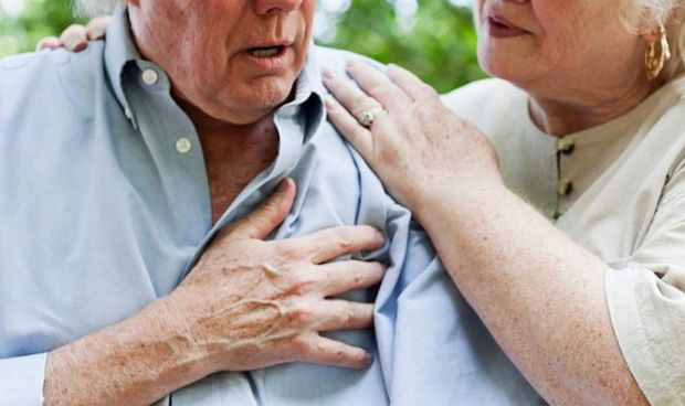 Los problemas psicológicos pueden aumentar el riesgo de ataques cardiacos
