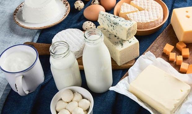 Los productos lácteos, asociados con mayor riesgo de cáncer de próstata