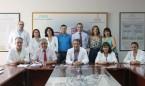Los profesionales de La Ribera firman el nuevo convenio laboral