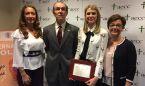 Los radiólogos premian la investigación en cáncer del Miguel Servet